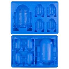 R2D2 Ice cube tray (entertainmentearth.com), $9.99