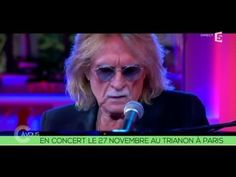 """Christophe """"Les Mots bleus""""- C à vous - 02/04/2014"""