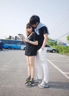 couple ulzzang - Recherche Google