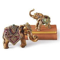 Jay Strongwater Elephants | Gump's