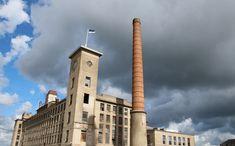 Tootsi turbabriketitehas / Tootsi peat briquette factory, Estonia | by IngoValgma Pisa, Cn Tower, Building, Travel, Viajes, Buildings, Traveling, Trips, Tourism