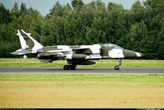 Photo taken at Florennes (EBFS) in Belgium on August Post War Era, Aircraft Pictures, Royal Navy, Military Aircraft, Jaguar, Air Force, Fighter Jets, British, August 26