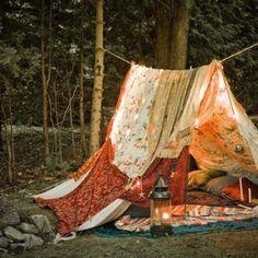 My dream camp. I wanna go camping