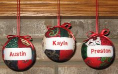 Quilted Personalized Kimekomi Christmas Holiday by craftcrazy4u, $33.00
