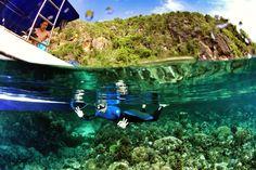 Underwater Heaven