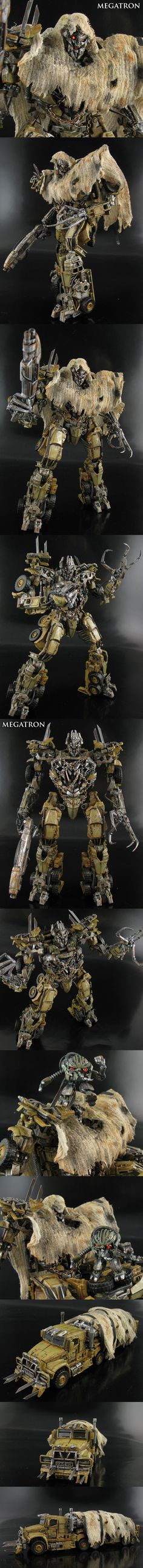 All Hail Megatron by *Jin-Saotome on deviantART