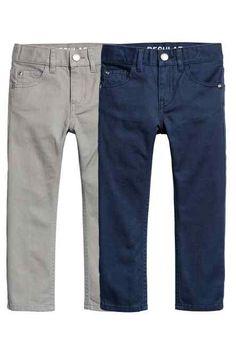 Spodnie 2-pak Regular fit