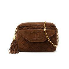 Chanel Fringe Shoulder Bag currently on sale at LXR & Co.