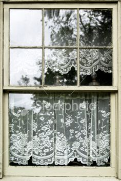 create pleats if lace too wide for window