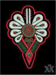 Znalezione obrazy dla zapytania parzenica podhalańska Embroidery Applique, Folklore, Culture, Poland, Lashes, Eyelashes, Eye Brows