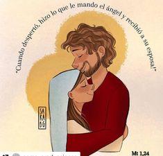 Bible Pictures, Jesus Pictures, Prayer Scriptures, God Prayer, Jesus Mother, Jesus Is Life, Cute Couple Drawings, Prophetic Art, Jesus Art