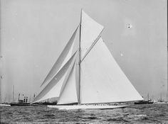j class yacht racing