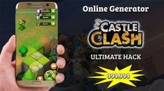 Get ready for the latest Castle Clash hack for Android and iOS!  http://castleclash.gamecheat4android.com/