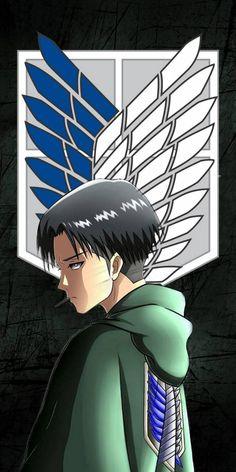 Aot Wallpaper, Anime Wallpaper Phone, Cool Anime Wallpapers, Animes Wallpapers, Attack On Titan Fanart, Attack On Titan Levi, Attack On Titan Aesthetic, Anime Lock Screen, Joker Art