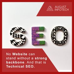To make your website stand out from the competition, you will need a good technical SEO. August Infotech provides you the best SEo services for your website. Please visit our website. App Development Companies, Web Development, Enterprise Content Management, Enterprise Business, Best Seo Services, Drupal, Create Website, Seo Marketing, Web Application
