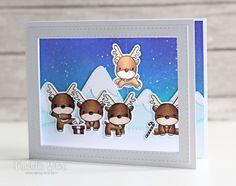 The Card Grotto: Reindeer Fun