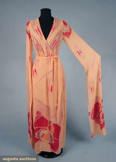 Dress Thea Porter, 1970s Augusta Auctions