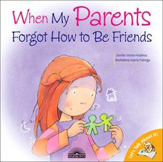Let's Talk About It!-When My Parents Forgot How to Be Friends By Jennifer Moore-Mallinos/Publisher:Barron's Incorporated/Age:2-6/ISBN13:9780764131721/No of pages:32/Cover Type:Paperback/Retail Price HK$ 70.00/BookLodge Price:US$6.30/ HK$49.00/This sensitively written book assures that children are in no way responsible for their parents' inability to get along together./Available at www.BookLodge.com-Lowest Priced English and Chinese Online Bookstore for Children and Parents Worldwide!