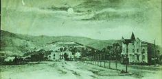La societat del Tibidabo va cobrir el gran torrent que existia convertint-lo en una àmplia avinguda......