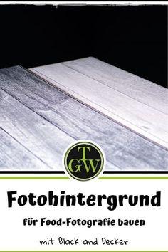 Fotohintergrund für Food-Fotografie selber bauen! - Topfgartenwelt - Gartenblog | Foodblog | Familienblog Juventus Logo, Team Logo, Dark Backgrounds, Image Editing, Advertising, Mudpie, Simple