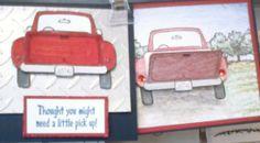 Pick Up Lines - Stamp Salado Sample