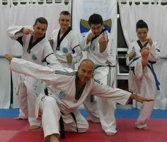 "Taekwondo HELLAS TEAM""MYRMIDONS"""