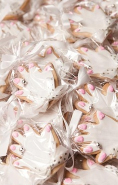 cookies for engagement party or bridal shower--too cute