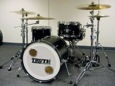 Truth drums.