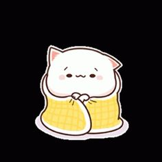 The perfect Kittycass Peachcat Blanket Animated GIF for your conversation. Discover and Share the best GIFs on Tenor. Cute Bunny Cartoon, Cute Kawaii Animals, Cute Cartoon Pictures, Cute Love Pictures, Cute Bear Drawings, Cute Cartoon Drawings, Chibi Cat, Cute Chibi, Cute Love Gif