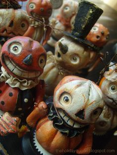 Goblins, and gremlins and ghouls oh my...