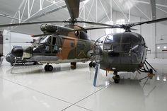 Portuguese Air Force Museum.