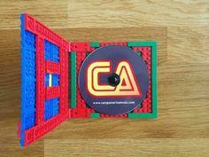 Lego C.D. case