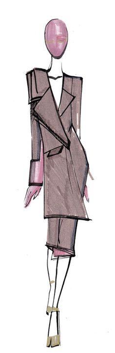 Maison Martin Margiela, Paris Haute Couture Fashion Week, spring 2014 - Mélique Street