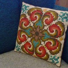 Cushion Folklore, Cushions, Rugs, Home Decor, Throw Pillows, Farmhouse Rugs, Toss Pillows, Decoration Home, Room Decor