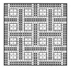 Crochet afghan patterns free filet 49 ideas for 2019 Crochet Shawl Free, Crochet Tunic, Crochet Jacket, Crochet Chart, Filet Crochet, Tapestry Crochet Patterns, Afghan Crochet Patterns, Diy Crafts Crochet, Black Crochet Dress
