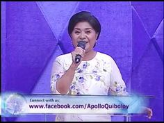 """""""Spiritual Atmosphere of Heaven on Earth"""" by Pastor Apollo Quiboloy (Shortened New) All The Way, Heaven On Earth, Apollo, Word Of God, Spotlight, Worship, Spirituality, Army, Fresh"""