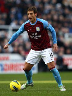 Stiliyan Petrov captain of Aston Villa ~and ex-Celt ca387f2894ded
