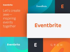 We recently evolved our brand at Eventbrite! Here's a quick snapshot.  And here's a link to a Medium article where I wrote a little about the process. https://blog.prototypr.io/eventbrite-design-an...