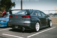 Mitsubishi Lancer Love the #RX7 or just anything #JDM? Us too! Check us out at www.Rvinyl.com!