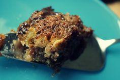 Ich Lebe! Jetzt!: Brownies mit Äpfeln und Karamell