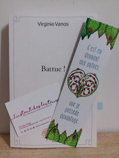 l'instant des lecteurs: « Battue ! » - Virginie VANOS