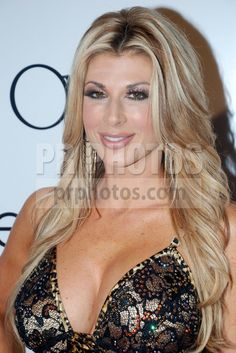 of course alexis bellino has to stand out alexis