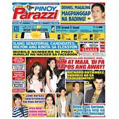 Pinoy Parazzi Vol 6 Issue 78 June 17 – 18, 2013  http://www.pinoyparazzi.com/pinoy-parazzi-vol-6-issue-78-june-17-18-2013/