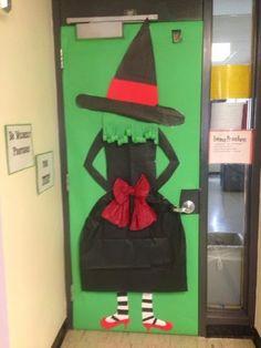 halloween classroom door decorating contest teaching resources pinterest halloween classroom door classroom door and doors