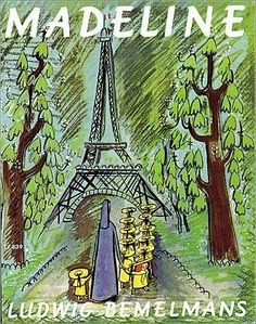 Madeline, by Ludwig Bemelmans | 38 Perfect Books To Read Aloud With Kids