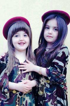 Kurdish girls.