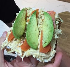 Mexican light toast
