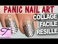 [Panic Nail Art] Nail art Soirée Chic Tuto Facile (+playlist)