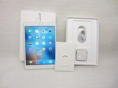 Apple iPad mini 2 16GB Wi-Fi  Cellular (AT&T) 7.9in - Silver