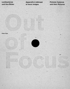 Out of Focus - design